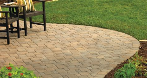 Patio Pavers Kingston Concrete Paving Fox Valley Brick