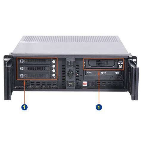 3u 18 9 quot depth industrial rack mount computer rms343