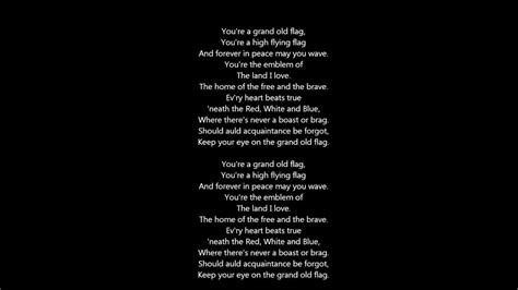 Your A you re a grand flag