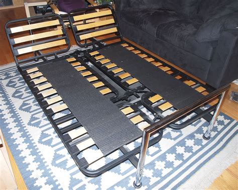 innovation futon sold innovation vario convertible sofa bed base