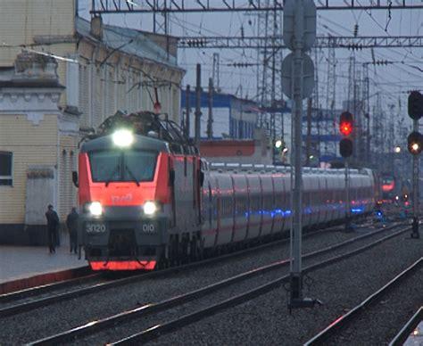 Trains In America by Talgo Trains Enter Service In Russia Railway Gazette