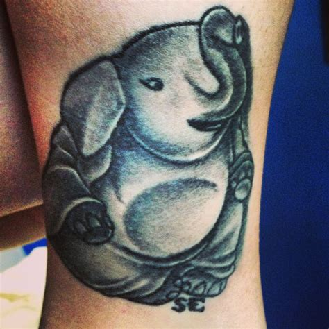 elephant yoga tattoo 17 best images about tattoos to have luck or your life