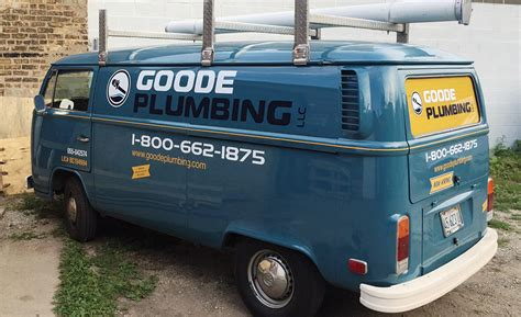 Goode Plumbing by Truck Of The Month Goode Plumbing Chicago 2016 01 13