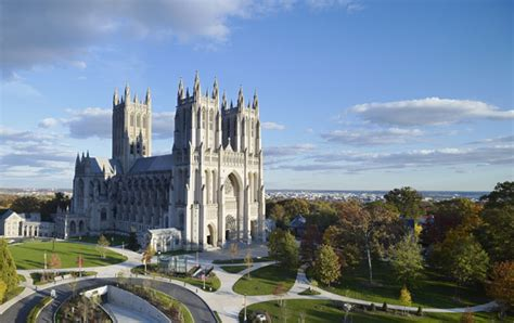 Design A Parking Garage national cathedral the landscape architect s guide to