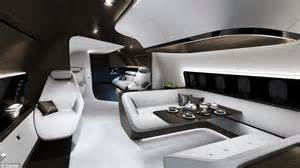 Jet Apartments Vip Mercedes And Lufthansa Technik Create The Ultimate