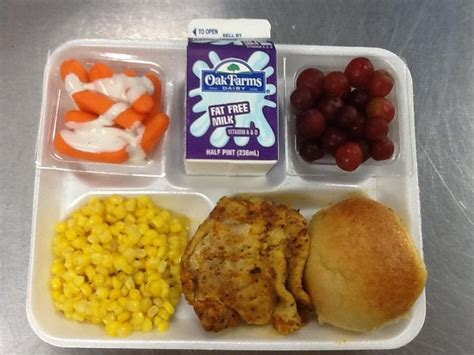 S Corn School Platter 3 our awesome school lunch of the 14 15 year comes from heritage middle school grapevine