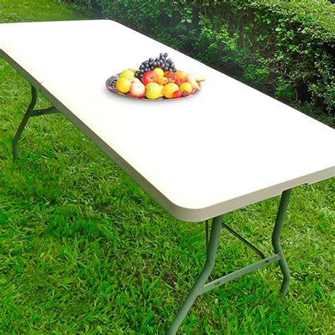mesas para jardin de plastico mesas plegables de pl 225 stico para el jardin