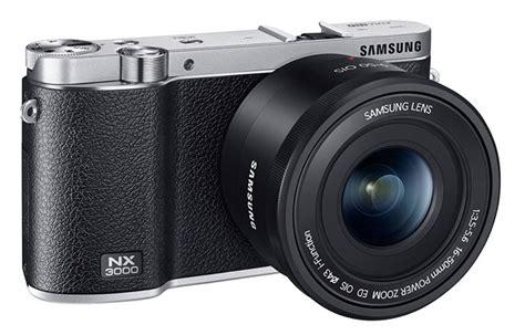 Samsung Mirrorless Nx3000 samsung announces the mirrorless nx3000 better photography