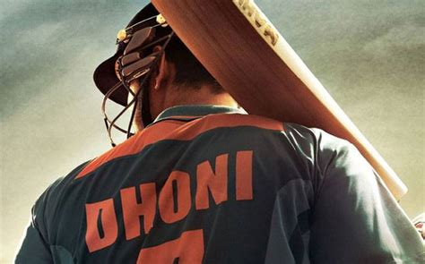 dhoni biography movie release date dhoni biopic made rs 60 crores much ahead of release