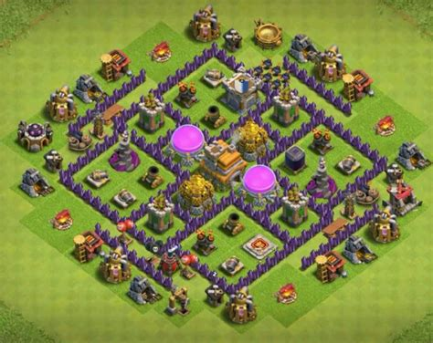 hd town hall 7 clash of clans th7 base picture wallpaper sportstle