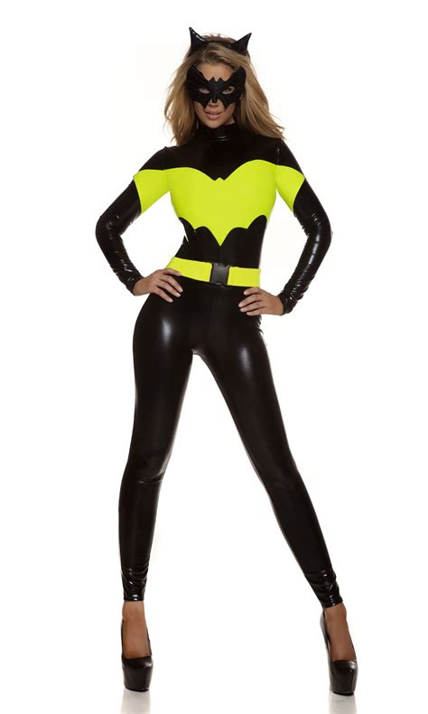 superhero halloween costumes for girls adult darque nights sexy superhero women costume 74 99