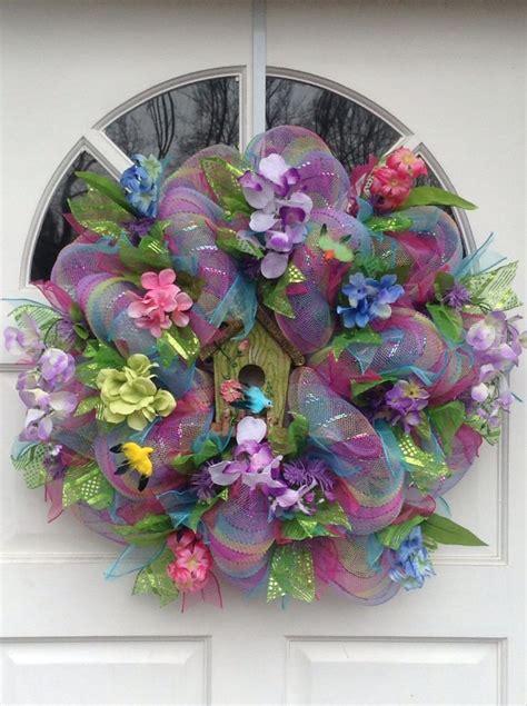How To Make Mesh Wreaths For Front Door 17 Best Images About Wreaths On Front Door Wreaths Deco Mesh And Deco Mesh