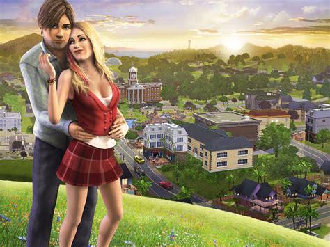 the sims 3 fond ecran wallpaper les sims 3 jeuxvideo fr