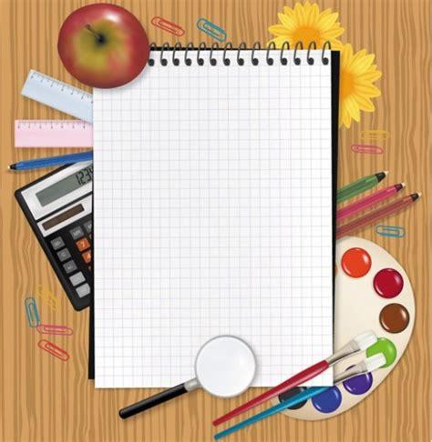 Permata Set Kutubaru By Apple 1 school stationary vector set welovesolo