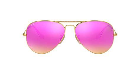 Pink And Black Glasses ban rb3025 58 original avi 58 pink gold matte