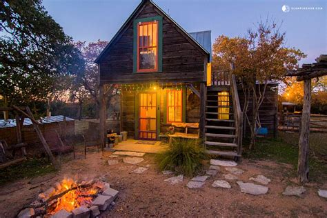 cabin rental near fredericksburg