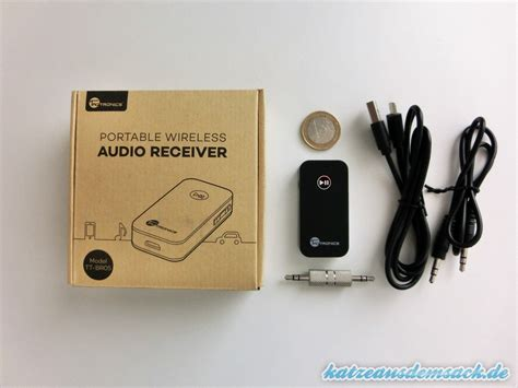 Bluetooth Im Auto Nachr Sten by Test Taotronics Tt Br05 Bluetooth Bei 228 Lteren