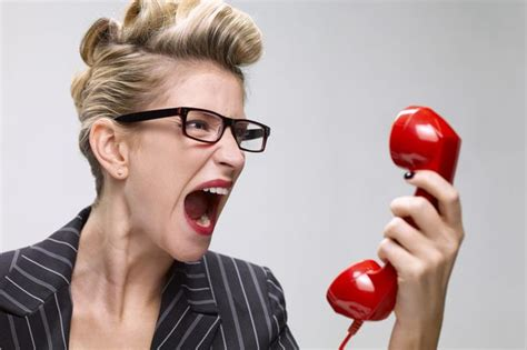 Screaming Phone cold callers be inspired by 7 imaginative who