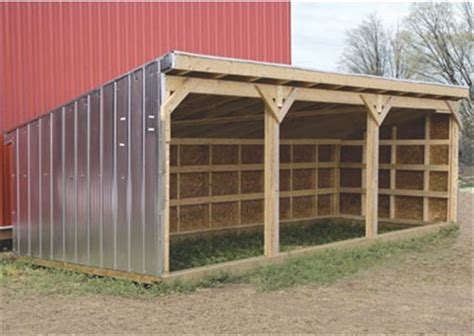 diy easy horse shelter easy diy  crafts horse lean  ideas pinterest horse shelter