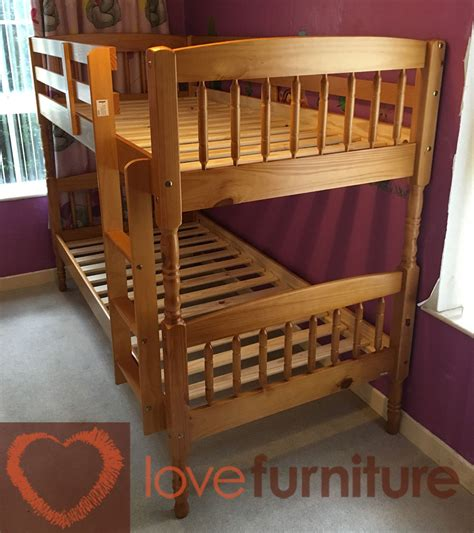 Albany Bunk Bed Albany Bunk Bed Antique Pine