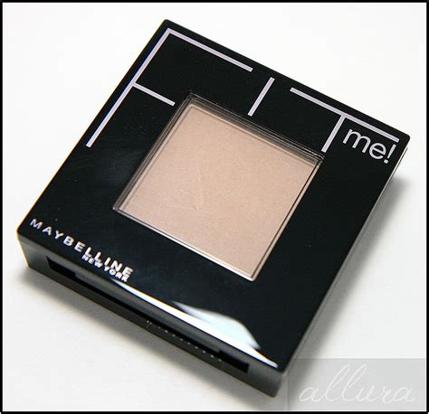 Maybelline Powder Fit Me review swatches maybelline fit me foundation concealer