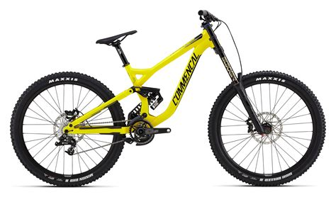 commencal supreme dh frame commencal 2017 supreme dh v3 650b yellow 2017