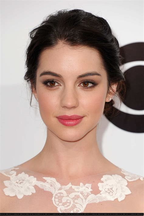 hair and makeup expo adelaide adelaide kane this pop of pink lipstick is simultaneously