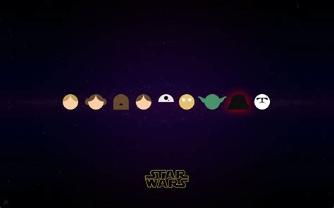 imagenes star wars vector star wars character wallpapers wallpaper cave
