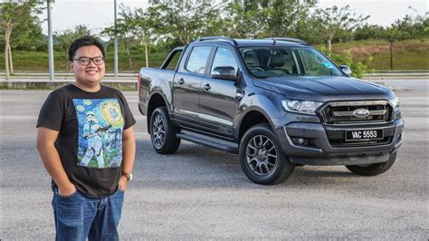 review  ford ranger  fx  malaysia youtube