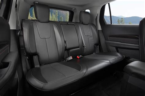Gmc Terrain Denali Interior by 2016 Gmc Terrain Review And Rating Motor Trend