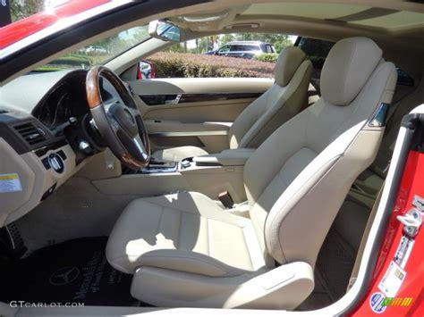 2013 Mercedes E350 Interior by 2013 Mercedes E 350 Coupe Interior Color Photos