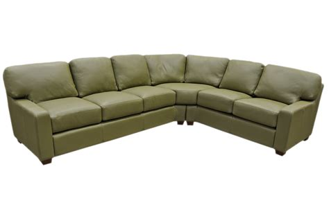 albany sectional albany sectional omnia leather