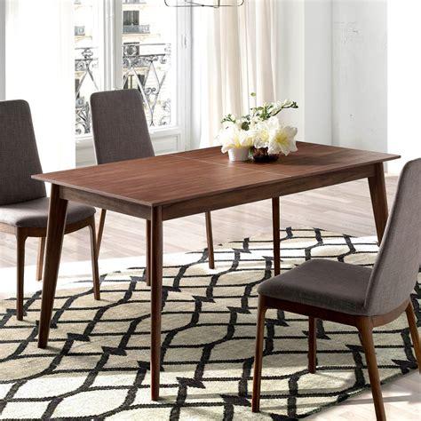 mesas comedor modernas extensibles mesa de comedor extensible moderna palermo demarques