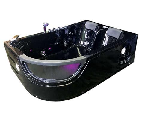 hydromassage baignoire baignoire baln 232 o hydromassage 120 x 180 cm