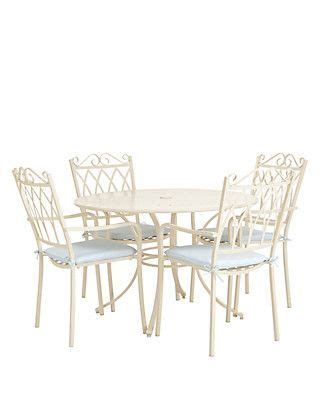 rosedale table  chairs cream  images chair