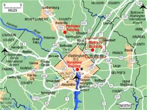 dmv area map my