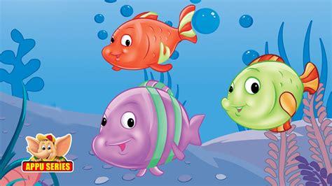 tree fish panchatantra tales a tale of three fish