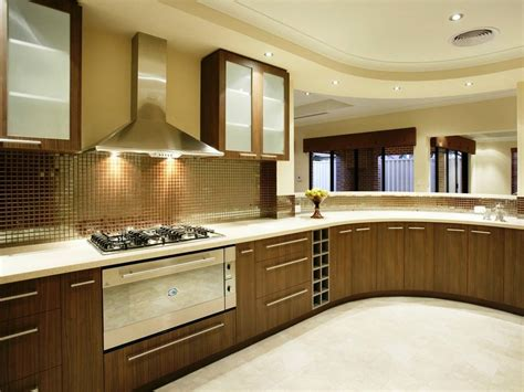 modern kitchen interior color design idea