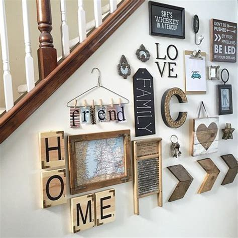 best gallery walls 25 best ideas about rustic gallery wall on