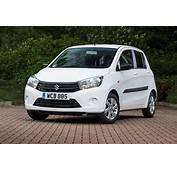 Suzuki Celerio City Brings More Standard Kit To The UK