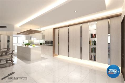 Kitchen Design For Hdb by 5 Room Bto Renovation Package Hdb Renovation