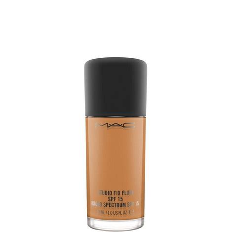 Mac Studio Fix Fluid Foundation studio fix fluid foundation spf 15