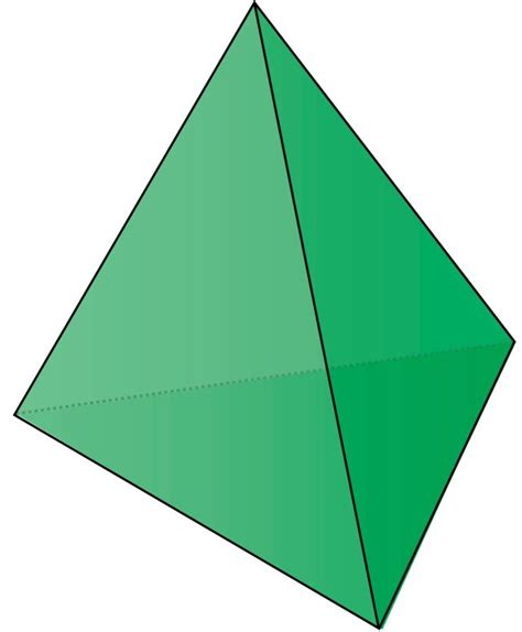 How To Make A Triangular Pyramid Out Of Paper - image gallery triangle pyramid