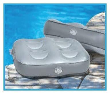 cuscini ad acqua cuscini per seduta per giardino o piscina ad acqua