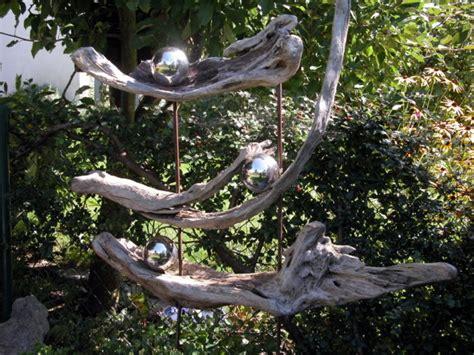 Garten Deko Natur by Gartendeko Mit Und Aus Schwemmholz Kreatives Aus Der Natur