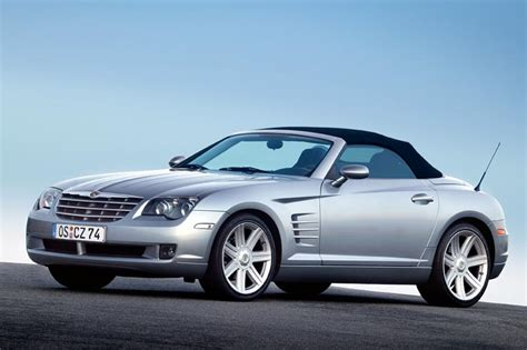 2005 Chrysler Crossfire Parts by Chrysler Crossfire Roadster 3 2i V6 2005 Parts Specs