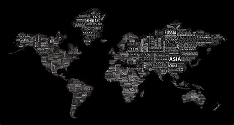 world map wallpaper black  white gallery