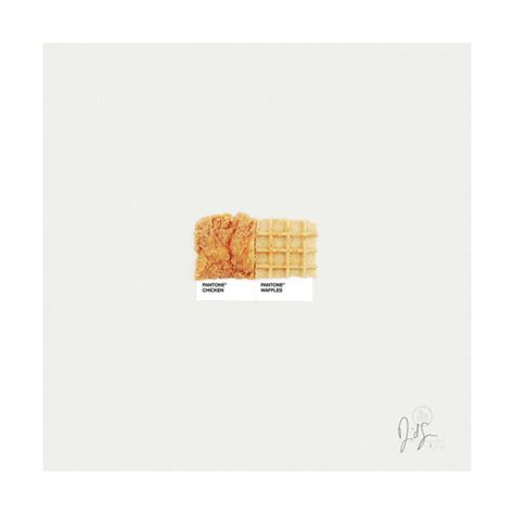 design milk chicken pantone pairings by david schwen design milk