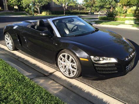audi r8 cabriolet 2011 audi r8 quattro convertible 182410