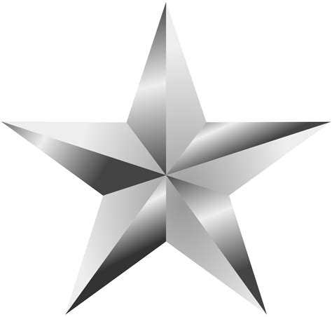 silver stars file ribbonstar silver svg wikimedia commons
